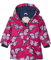 Hatley Kids - Botanical Butterflies Cotton Coated Raincoat (Toddler/Little Kids/Big Kids)