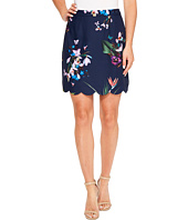 Ted Baker - Staycee Tropical Oasis A-Line Mini Skirt
