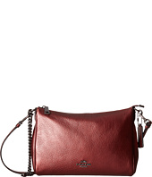 COACH - Leather Carrie Crossbody