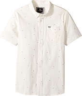 Rip Curl Kids - Scadered Short Sleeve Shirt (Big Kids)