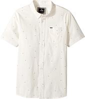 Rip Curl Kids - Scadered Short Sleeve Shirt (Big Kids)