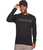 Hurley - One & Only Push Through Long Sleeve Tee