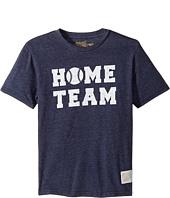 The Original Retro Brand Kids - Home Team Short Sleeve Tri-Blend Tee (Big Kids)