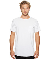 nANA jUDY - Reed T-Shirt with Moto Pocket Detail & Embroidery