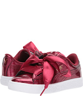 Puma Kids - Basket Heart Glam (Little Kid/Big Kid)