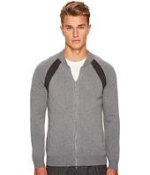 eleventy - Raglan Sleeve Zip College Sweater