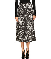 McQ - Fluid Gather Skirt