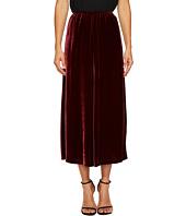 McQ - Velvet Fluid Gather Skirt