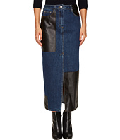McQ - Recycled Tube Skirt
