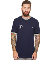 Fred Perry - FP Logo Knit T-Shirt