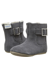 Robeez - Grey Gwen Boot Mini Shoez (Infant/Toddler)