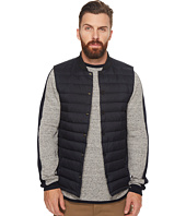 Scotch & Soda - Lightweight Down Bodywarmer with Bomber Collar