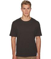 Vince - Narrow Stripe Short Sleeve Crew