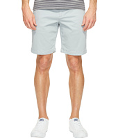 Perry Ellis - Solid Stretch Sateen Shorts