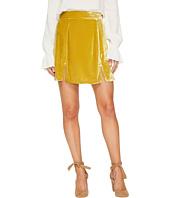 For Love and Lemons - Beatrix Velvet Skirt