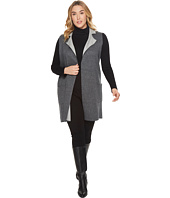 B Collection by Bobeau Curvy - Plus Size Jasper Double Face Vest
