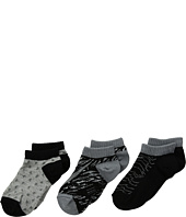 Nike Kids - 3-Pair Pack Graphic No Show (Toddler)