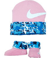 Nike Kids - 2-Pair Pack Daytrip Hat & Bootie (Infant)