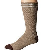 Cole Haan - Cotton Chevron Boot Sock