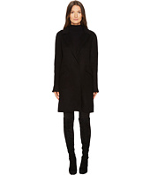 Diane von Furstenberg - Diane Double Face Wool Single Button Overcoat