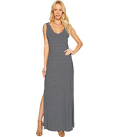 Three Dots - V Front V-Back Maxi