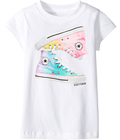 Converse Kids - Ombre Chucks Tee (Toddler/Little Kids)