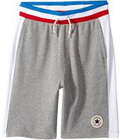 Converse Kids - Color Blocked Shorts (Big Kids)
