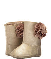 Baby Deer - Soft Sole Shimmer Boot with Flower (Infant)
