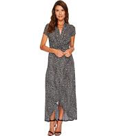 MICHAEL Michael Kors - Cheetah Wrap Dress