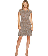 MICHAEL Michael Kors - Leo Shirred Neck Dress