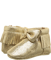 Baby Deer - Soft Sole Fringe Bootie with Bow (Infant)