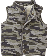 Mud Pie - Camo Quilted Vest (Infant/Toddler)