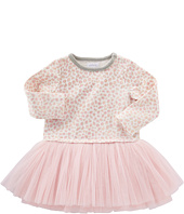 Mud Pie - Leopard Sweatshirt Tutu Dress (Infant/Toddler)