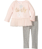 Mud Pie - Sparkle Tunic & Leggings Set (Infant)
