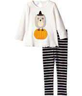 Mud Pie - Halloween Owl Tunic & Leggings Set (Toddler)