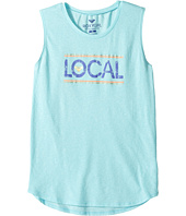 Roxy Kids - Live Local Muscle Tee (Big Kids)