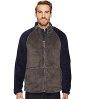 Mod-o-doc - Stinson Color Block Zip Jacket