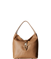 Dooney & Bourke - Belvedere Logo Lock Shoulder Bag