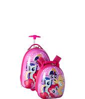 Heys America - Hasbro My Little Pony Kids Luggage with Backpack