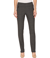 Lisette L Montreal - Cambridge Plaid Jacquard Slim Pants