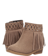 Baby Deer - First Steps Fringe Boot with Cut Outs (Infant/Toddler)
