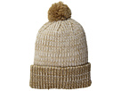 Two-Tone Lurex Cuff Cap