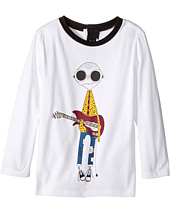 Little Marc Jacobs - Essential Long Sleeve T-Shirt (Toddler)