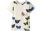 Butterflies Short Sleeve Tee (Infant/Toddler/Little Kids/Big Kids)