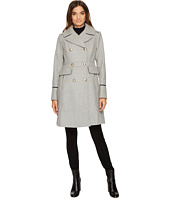 Vince Camuto - Military Inspired Wool Coat N8201