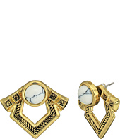 House of Harlow 1960 - Patolli Ear Jacket Earrings
