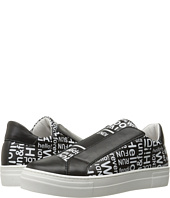 Fendi Kids - Word Print Slip-On Sneakers (Big Kid)