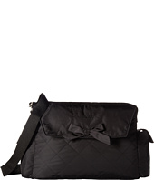 Lanvin Kids - Logo Diaper Bag with Bow On Front (Toddler/Little Kids/Big Kids)