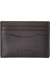 COACH - Sport Calf Money Clip Card Case
