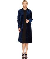 Sonia Rykiel - Fluid Velvet Coat